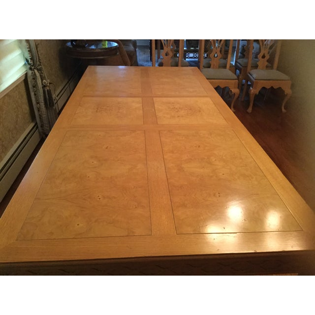 Henredon Dining Table For Sale - Image 7 of 7