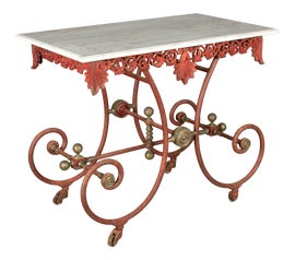 Image of Beaux-Arts Console Tables