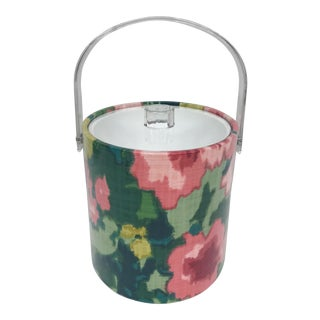 Rousham Romp Madcap Cottage Signature Ice Bucket For Sale