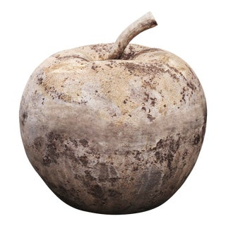 Rustic Apple, Small, Antico Terra Cotta For Sale