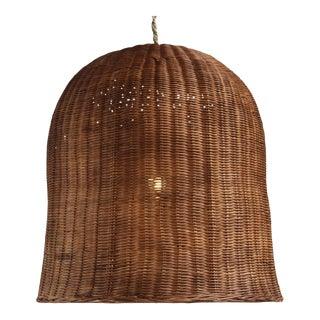 Coffee Stain Bell Lantern XL