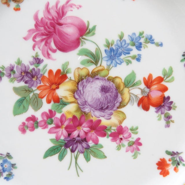 Cottage Schumann Bavaria Cabinet Plate, Plate #2 For Sale - Image 3 of 8