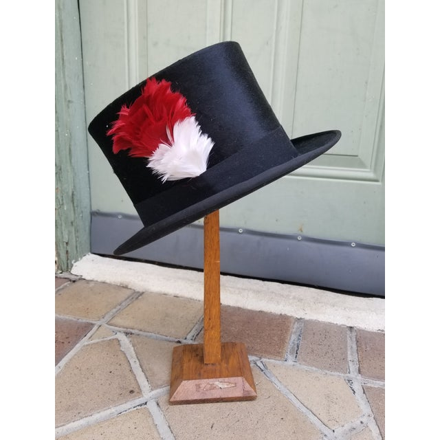 Victorian Equestrian Top Hat For Sale In Los Angeles - Image 6 of 6