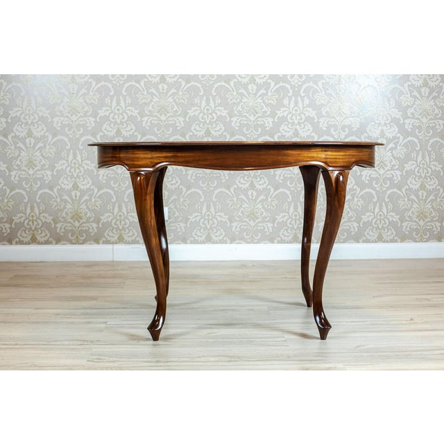 Brown 19th-Century Louis Philippe Living Room Table For Sale - Image 8 of 8