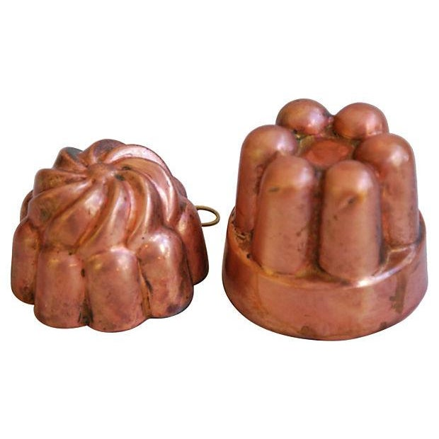 Collection of 1960s Copper Molds - Set of 4 - Image 2 of 7