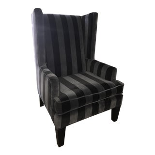 Z Gallerie Wingback Chair