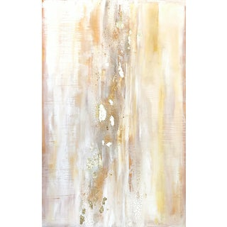 Sahara' Original Abstract Painting by Linnea Heide For Sale