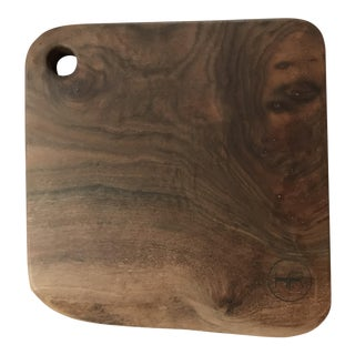 Live Edge Walnut Cutting Board / Serving Board