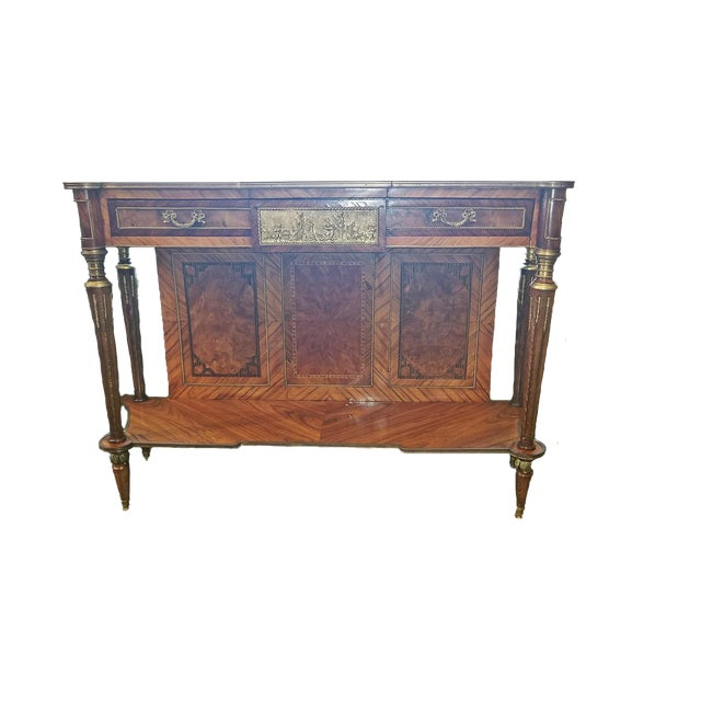 19c French Breakfast Console Buffet For Sale - Image 13 of 13