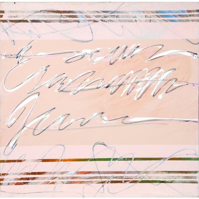 Richard Weston, Hillsdale, Aug 14, Acrylic on Canvas, Signed u.l. For Sale