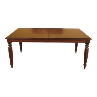 Ethan Allen British Classics Dining Table