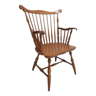 Conant Ball Maple Windsor Chair
