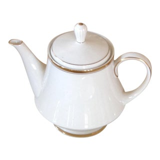 "1980s ""Viceroy"" Pattern Noritake Teapot For Sale"