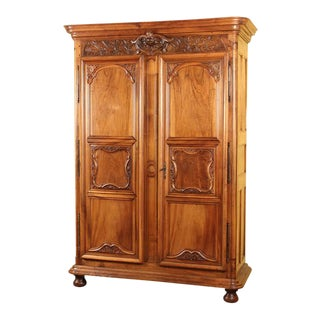 Louis XIV Style Armoire For Sale