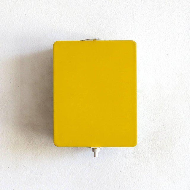 Charlotte Perriand Cp-1 Wall Lights Yellow For Sale - Image 10 of 10