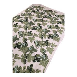 Peter Dunham Fig Leaves Remnant--2 Yards For Sale