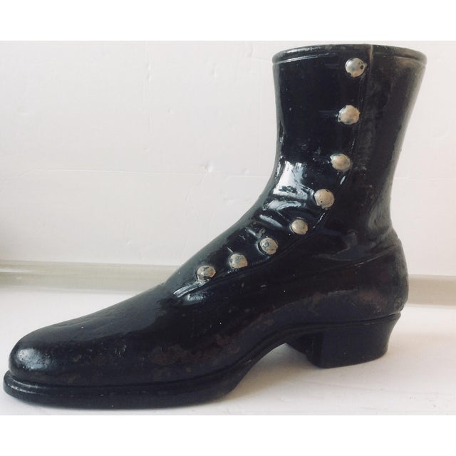 Victorian Mercantile Display Boot For Sale - Image 10 of 10