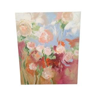 Original Linda Monfort Oil Painting