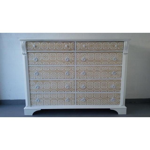 Pennsylvania House 10-Drawer Dresser - Image 2 of 10