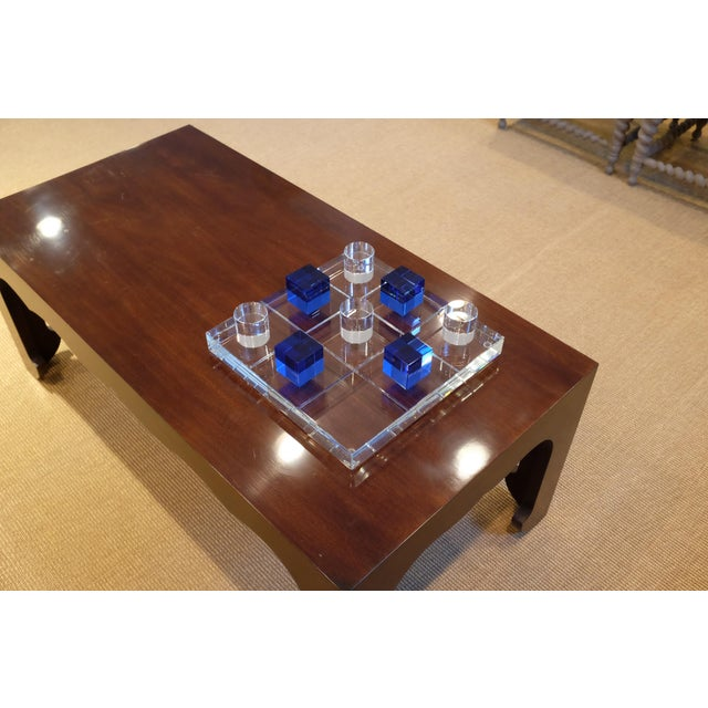 2010s Modern Crystal Game Board For Sale - Image 5 of 11