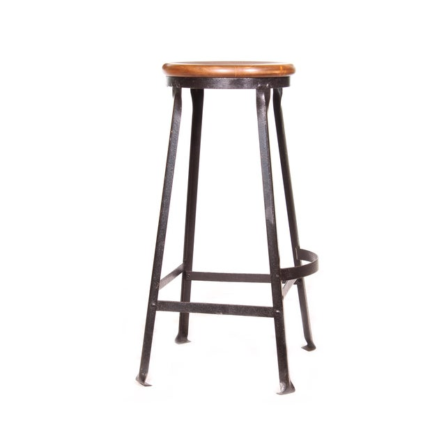 Factory Shop Stool For Sale - Image 11 of 13
