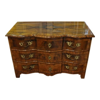 German Baroque Dresden Commode For Sale