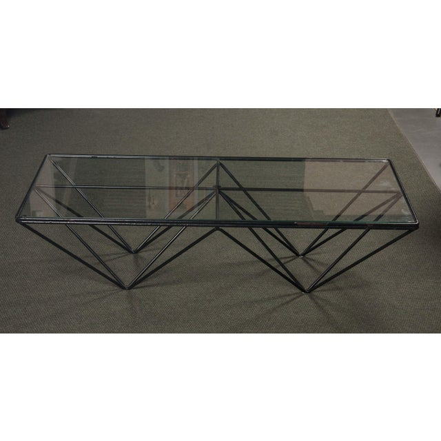 Black Alanda Coffee Table by Paolo Piva For Sale - Image 8 of 10