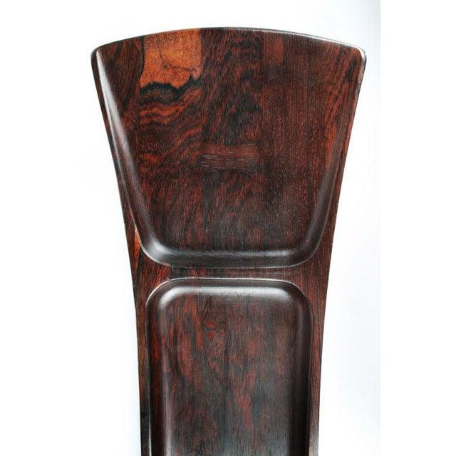 Dansk Jens Quistgaard for Dansk Palisander Bowtie Tray For Sale - Image 4 of 6