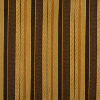 Sample, Suzanne Tucker Home Fleur De Plume Stripe in Nutmeg