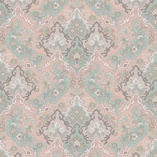 Cole & Son Pushkin Classic Damask Wallpaper - 11 Yards For Sale