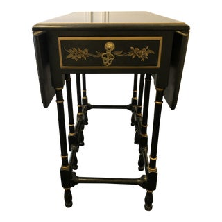 Chinoiserie Drexel Accent/End Table For Sale