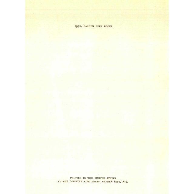 "Mid-Century Modern 1952 ""Rubaiyat of Omar Khayyam, Illustrated by Edmund Dulac"" Collectible Book For Sale - Image 3 of 5"