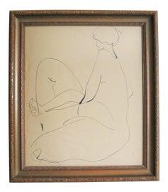 Image of Ink Drawings