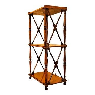 Set of Regency Hanging Shelves, England Circa 1810 For Sale