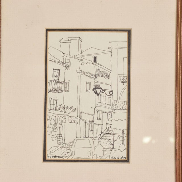 For your consideration, an Art Deco Period Brass Picture Frame, Grapevine ornamentation. The original drawing included....
