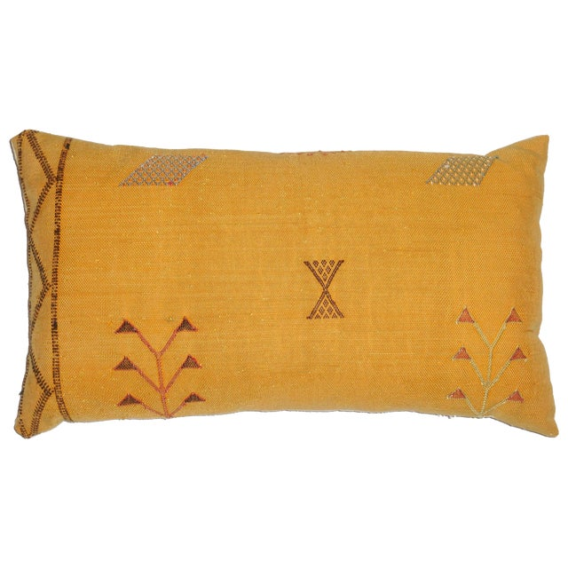 Geometric Motif Pillow - Image 1 of 11
