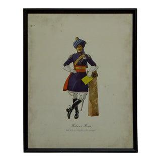 """""""Hodson's Horse"""" 4th Duke of Cambridge's Own Lancers Framed Print For Sale"""