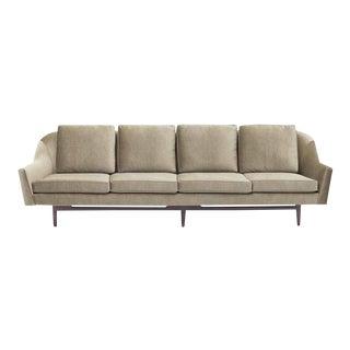 Harvey Probber Midcentury Four-seat Sofa, Usa, 1960s
