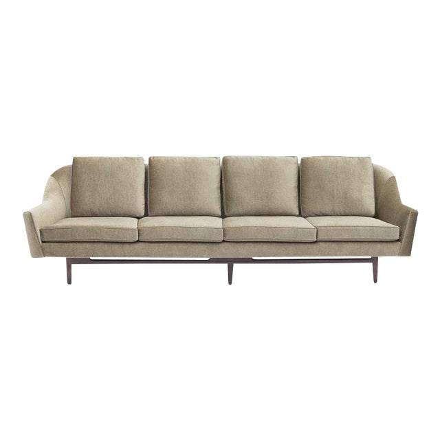 Harvey Probber Midcentury Four-seat Sofa, Usa, 1960s - Image 1 of 6
