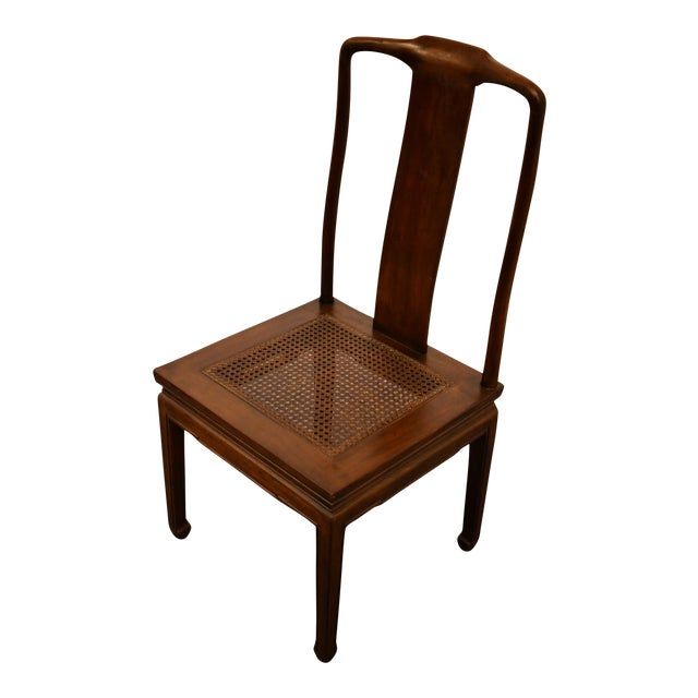 Henredon Furniture Pan Asian Collection Side Chair For Sale