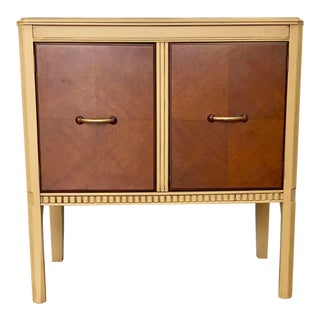 1930s Art Deco Mahogany Sideboard For Sale