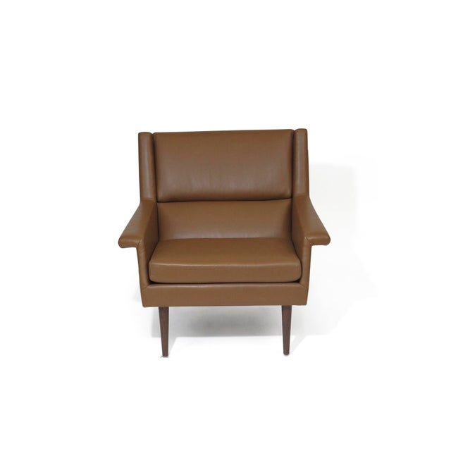 Mid-Century Modern Milo Baughman Lounge Chair For Sale - Image 3 of 10