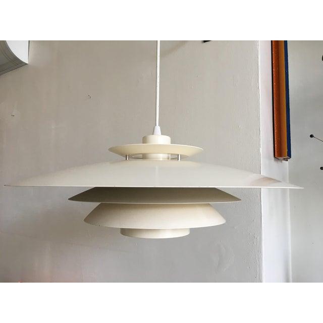 Vintage Danish Modern Pendant Light - Image 2 of 7