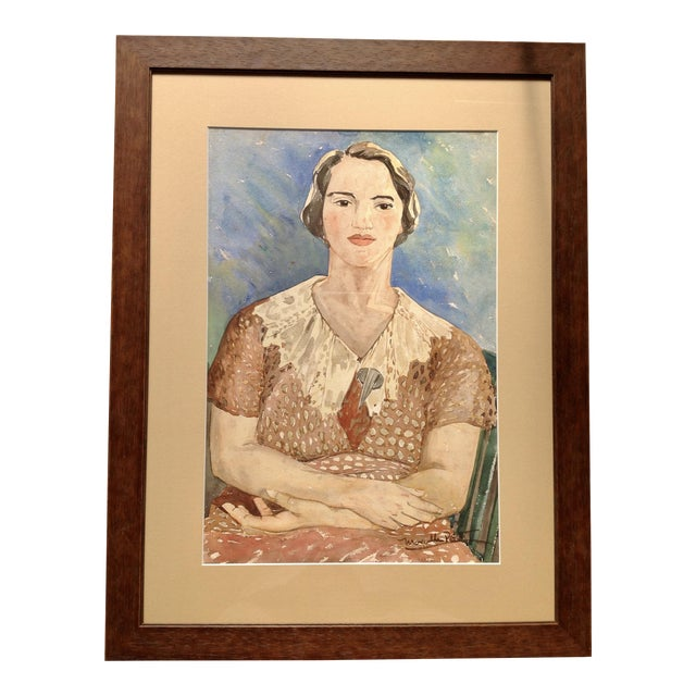 Portrait of a Lady - Image 1 of 7