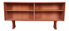 Image of Teak Bookcases and Étagères