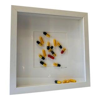 "Original 3D Artwork ""Kill Pill"" For Sale"