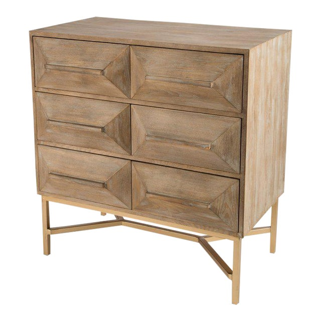 Statements by J 6-Drawer Marais Cabinet Console For Sale - Image 4 of 4