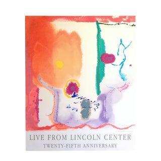 "Helen Frankenthaler Lmtd Edtn Hand Pulled Original Silkscreen Print "" Beginnings "" 1994 For Sale"