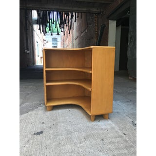 Heywood Wakefield Corner Bookcase C3971 Preview