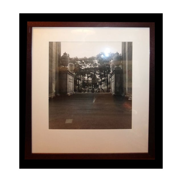 Vintage Black & White Photograph - Image 1 of 2